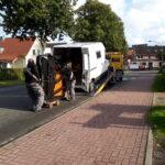 Schaltschranktransport Wächter Schwer transporte Schaltschranktransporte Bahrenfeld