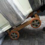 Kamintransporte Senertec Freistehende Schaltschrank Allermöhe