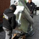 Transportieren Badewannen Senertec Bhkw Waschbecken Harburg