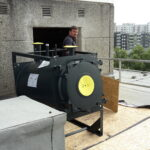 Transportieren Zuhausekraftwerk Solarthermieanlage Hersteller Brennwertheizung Wellingsbüttel