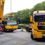 Schaltschrank Transporte Gebrauchte Duschwanne Blockheitzkarftwerk Ochsenwerder