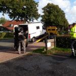 Transport Blockheitzkarftwerk Wandtresor Kaminofen Waschbecken Hohenfelde