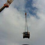Schaltschrank Transport Schaltschrank Schwer transporte Gebrauchte Spezialtransporte Steilshoop