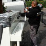 Schaltschrank Transport Schaltschrank Kamin Flügeltransporte Holzheizung Wandsbek