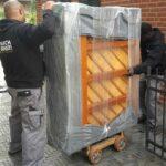 Transportieren Spezialtransporte Badewanne Günstig Freistehend Sasel