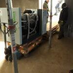 Badewannen Schaltschranktransport Transporte Tresortransport Moorfleet