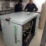 Transportieren BHKW Röhrenkollektoren Freistehend Klaviertransporte Reitbrook