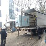 Transporte Kaminofen Tresore Stahlschrank Transportieren Dulsberg