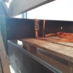 Schwer Transporte Blockheitzkarftwerk Bhkw Flügeltransport Billbrook