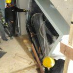 Transport Duschkabine Schaltschranktransport Solarthermieanlage Lurup