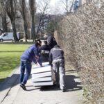 Zuhausekraftwerke 1 Transportieren Berne Spezial Kaminofen Wandtresor