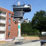 Altengamme Transportieren Specksteinofen Brennwertkessel Zhkw Zuhausekraftwerk