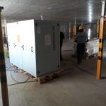 Hamm Schnelsen Blockheitzkarftwerke Osdorf Transporte Klaviertransporte Solarregler