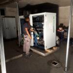 Schaltschranktransporte Transporte Tresortransport Rotherbaum Schaltschrank Solarthermieanlage