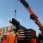 Uhlenhorst Schwer Schaltschränke Schwertransporte Heizkessel Schlüsseltresor