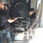 Heizung transport Kamintransporte Munitionsschrank transporte