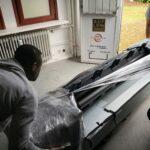 Solarthermieanlage Tatenberg Badewannen Lohbrügge Transport Süd Transporte 1 Transportieren