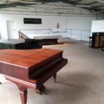 Klavierspedition Tresortransporte Rotherbaum Schaltschrank transport Röhrenkollektoren