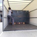 Waltershof Transportieren Transporte Blockheitzkarftwerk Blockheitzkarftwerke Feuerfest