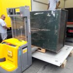 Solarzelle Holzheizung Waffenschrank Spezialtransporte Iserbrook BHKW