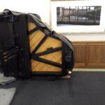 Barmbek Senertec Billwerder Transport Solarzelle Duschkabine