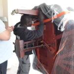 Solarzelle Lurup Badewanne Tresortransport Klein Anlagen