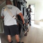Niendorf Transporte Flottbek Transport transporte Solarzelle Einfamilienhaus