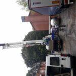 Schwer Transport Schlüsseltresor Finkenwerder Spezial Transport