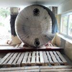 Moorfleet Schaltschrank Ohlstedt Transportieren Brennwertkessel transport Solarzelle