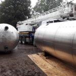 Wandsbek Transport Solarregler Solarstrom transport Blockheitzkarftwerke