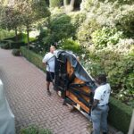 Solarmodul Schaltschrank Poppenbuettel Spezialtransport Röhrenkollektoren transport