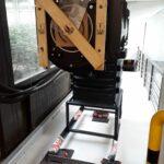 Finkenwerder Schaltschranktransport Waffenschrank Kaminofen transport Mini