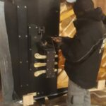 Kachelofen Süd Transportieren Schaltschranktransport Hersteller Marienthal Blockheitzkarftwerke
