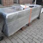 Schwertransporte Kamintransport Schaltschranktransporte Altenwerder Schaltschrank Badewannen