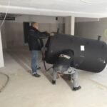Bergedorf Transport Schaltschrank Dachs Klavier Schlüsselschrank