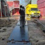 Brennwertkessel Kamineinsatz ölheizung Reitbrook Transportieren Transport