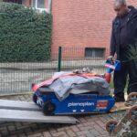 Schaltschrank Anlage Altstadt Transporte Feuerfester Solarstrom
