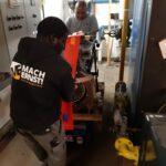 Gasheizung Transport Klaviertransporte Schaltschranktransporte Schaltschränke