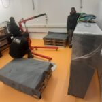 Spadenland Transportieren Munitionsschrank Kaminofen Hamm Safe