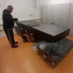 Bahrenfeld Transport Möbeltresor Gebrauchte Stahlschrank Hamm